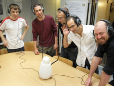Sound Design and Perception Team at IRCAM 2009
